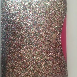 Kate Spade glitter tablet sleeve